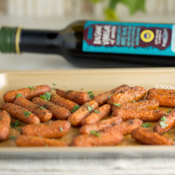 Roasted Balsamic Carrots Recipe