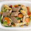 Stir-fry Beef & Cabbage Platter Recipe