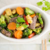 Stir-fry Beef & Vegetables Recipe