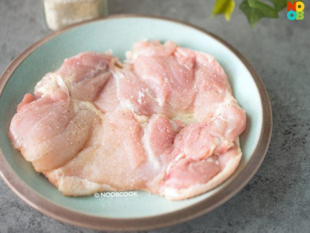 Chicken Chop Cut