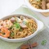 Prawns Ee-fu Noodles Recipe