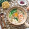 Claypot Yee Mee with Prawn Recipe