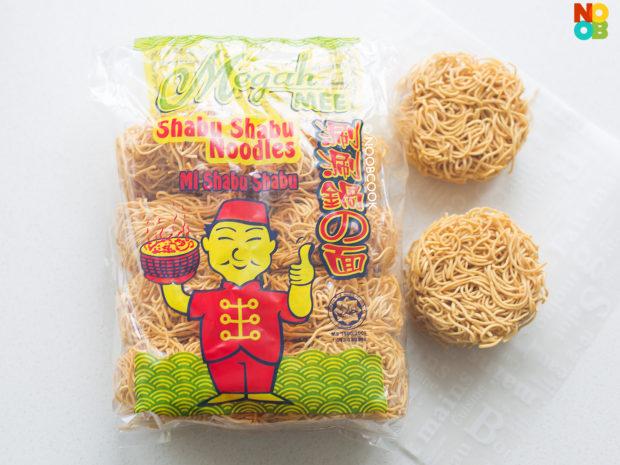 """Yee Mee"" Noodles (Dry Egg Noodles)"