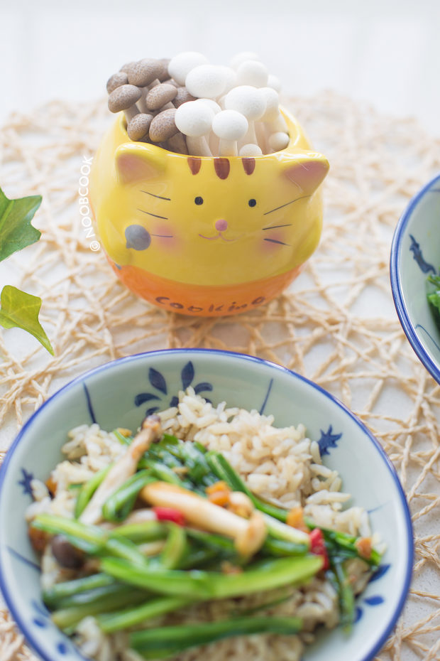 Hon Shimeji Mushrooms (Beech Mushrooms)