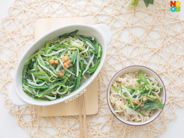 Stir-fry Royale Chives & Beansprouts Recipe