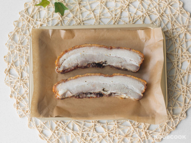 How to Crisp Soggy Roast Pork Crackling