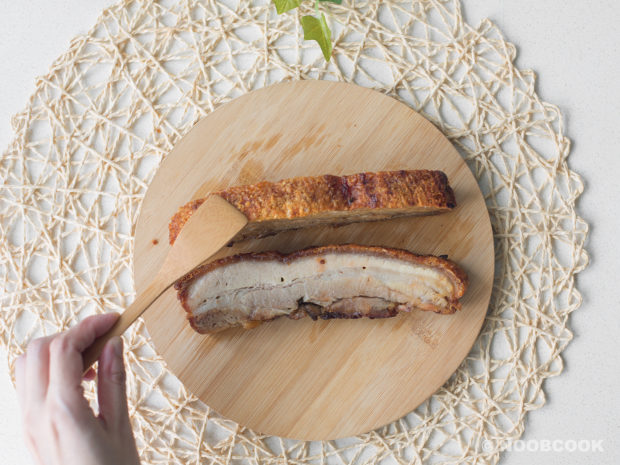 How to Crisp Soggy Roast Pork Crackling