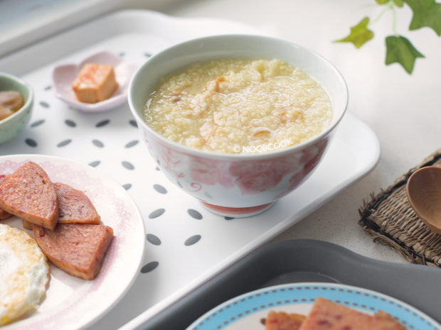 Millet Porridge (小米粥)