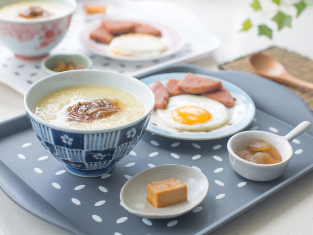 Homely Millet Porridge Breakfast Recipe