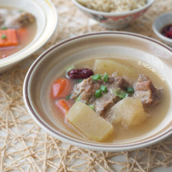 Chinese Winter Melon Soup Recipe