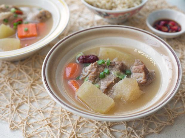 Chinese Winter Melon Soup Recipe