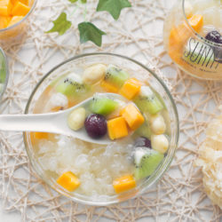 Fruity Snow Fungus Soup Recipe
