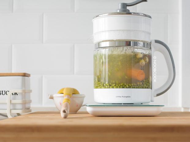 Green Bean Sweet Potato Soup Recipe