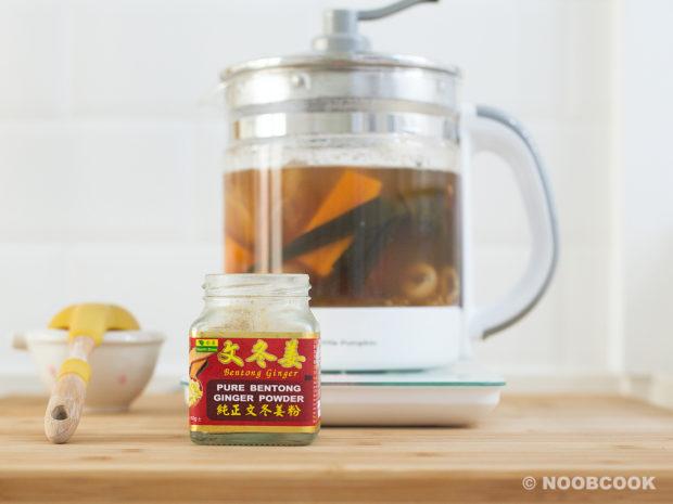 Sweet Potato Ginger Soup Recipe (Secret Ingredient)
