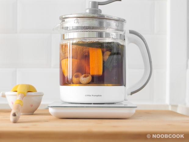 Sweet Potato Ginger Soup Recipe (Step 3/3)