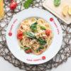 Crab Tomato Spaghetti Recipe