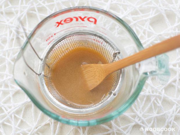 (Frozen) Mushroom Miso Soup (Step-by-Step)