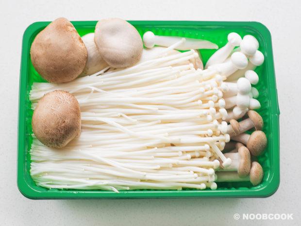 Mixed Mushroom Pack