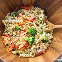 Kenny Roger Garden Pasta Recipe