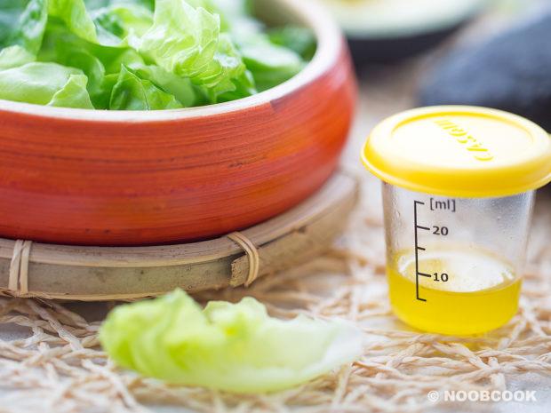 Lump Crab Avocado Salad Recipe (Simple Dressing)