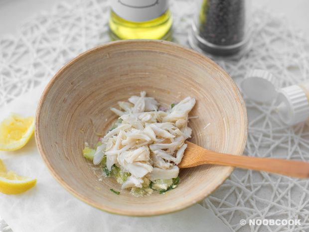 Lump Crab Roll (Step-by-Step)