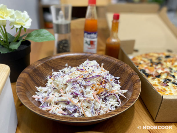 Greek Yoghurt Coleslaw Recipe