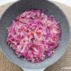 Braised Coleslaw in Red Wine Vinegar Recipe