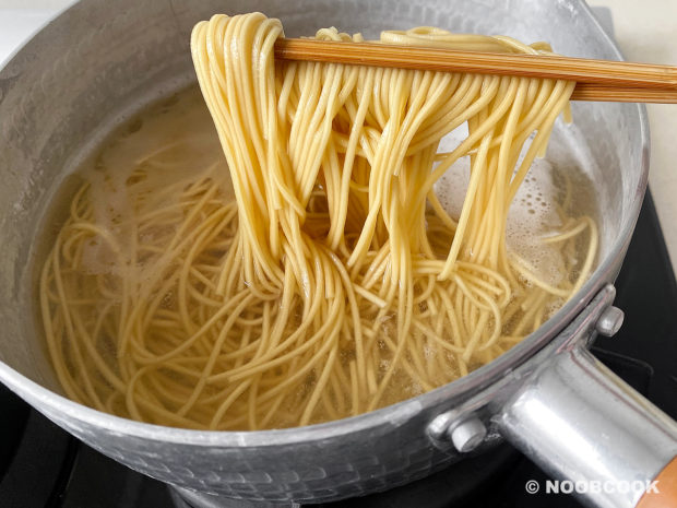 Cooking Ramen Noodles