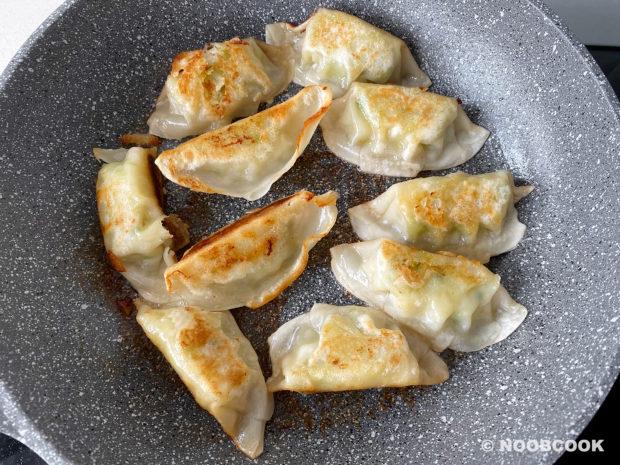 Pan Fried Supermarket Gyoza