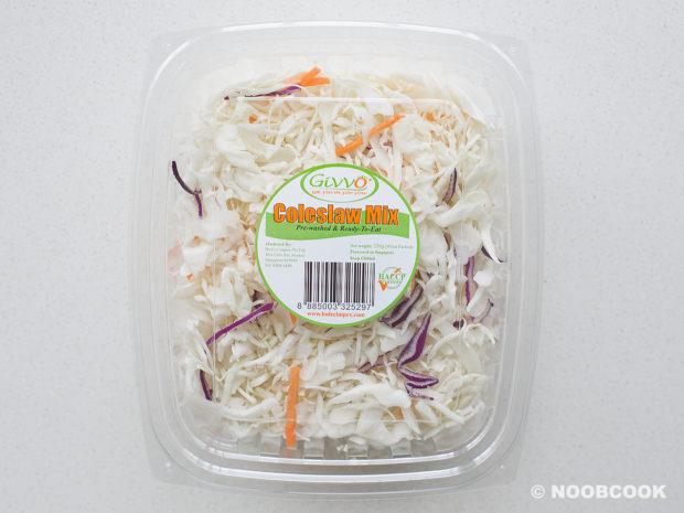 Prepack Coleslaw Mix