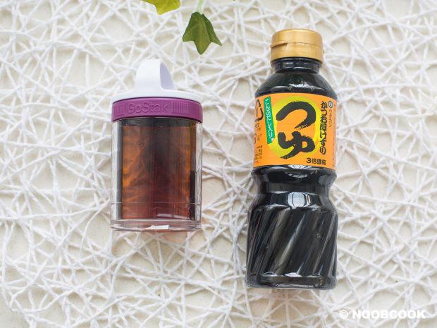Instant Soba Sauce (Tsuyu)