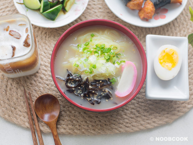 Black Fungus (Ramen Topping Recipe)