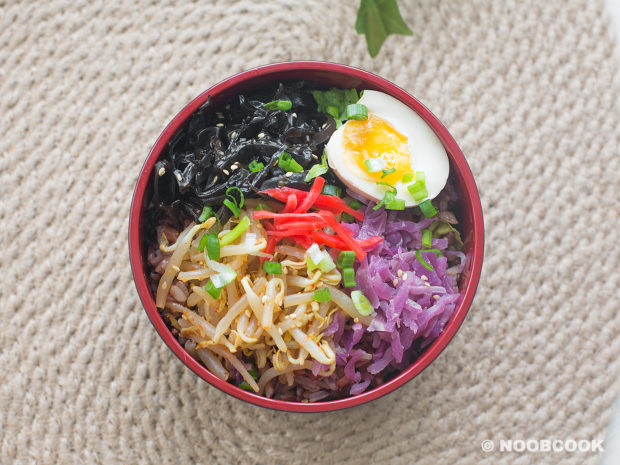 Meal Prep Veggies Rice Bowl Recipe