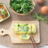 Pea Shoots Tamagoyaki Recipe