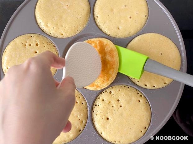 Pancake Lunch Box (Step-by-Step)