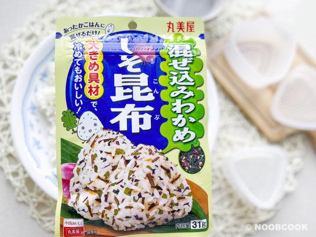 Shiso Konbu Onigiri Mix (Marimiya Brand)