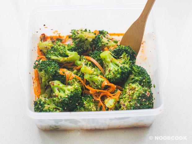 Broccoli Banchan (Step-by-Step)