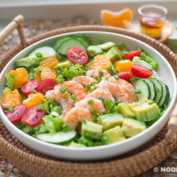 Orange Shrimp Salad Recipe