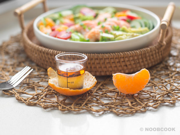 Orange Shrimp Salad Dressing