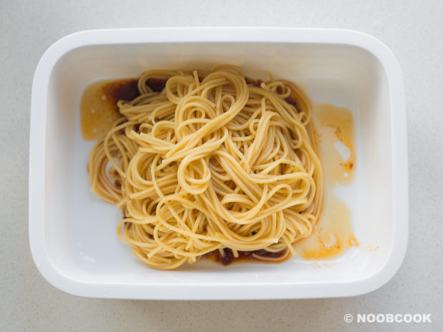 Sacha Sauce Noodles (Step-by-Step)