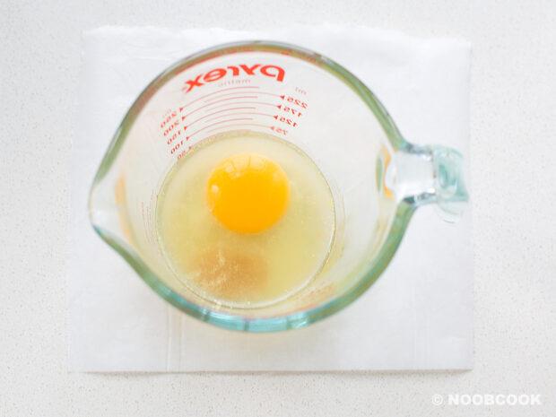 One-Pan Gyoza & Eggs (Step-by-Step)