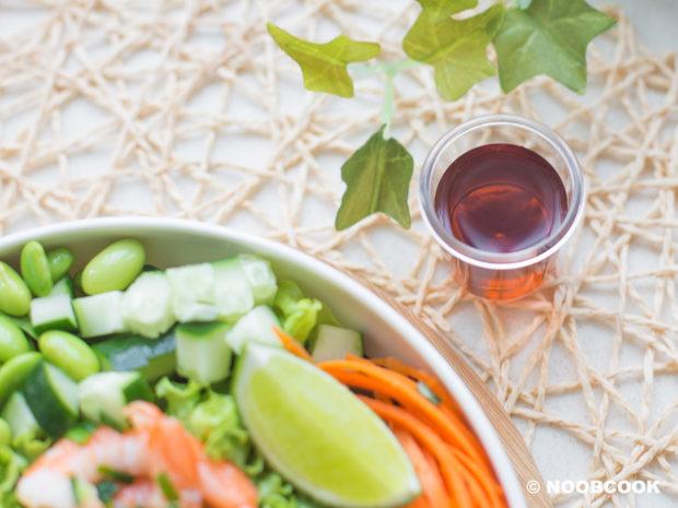Instant Soba Sauce (Salad Dressing)