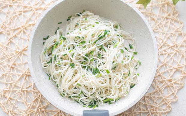Scallion Oil Noodles Recipe