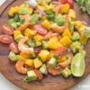 Shrimp Avocado Mango Salad Recipe