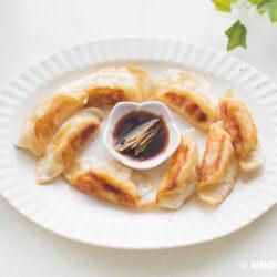 How to Pan Fry Gyoza