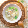 Seafood Egg Drop Soup Recipe