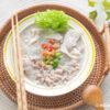Glass Noodle Soup (Fish Dumpling + Minced Pork) Recipe