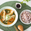 Spicy Gyoza Soup Recipe