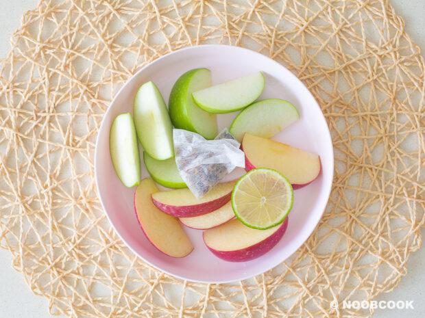Apple Infused Tea Ingredients