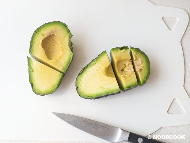 (Slightly) Imperfect Avocado